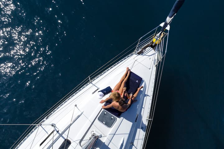 Romantic Yacht Stay @ Palm Beach Pittwater for Two - Palm Beach - Bot