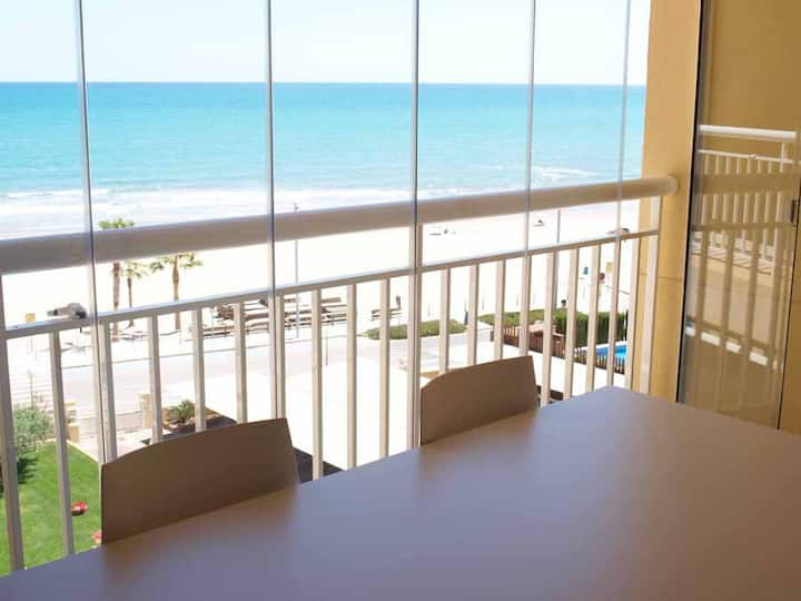 ApartUP Caribe Beachfront I. Pool + PKG