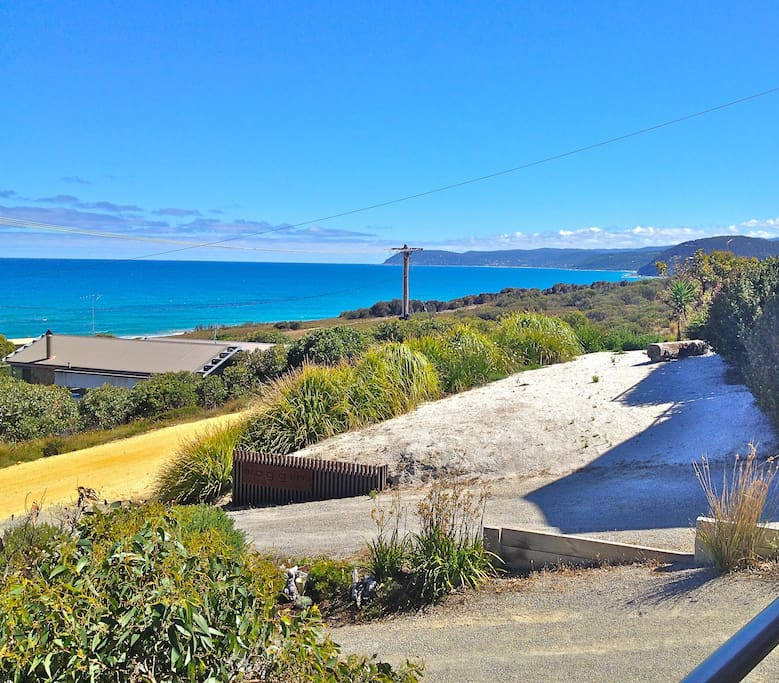 Aqua beach house great ocean road maisons louer - The wing house maison ailee en australie ...