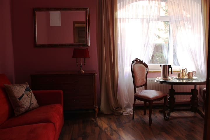 2 rooms for a rent in a beautiful big house - Kaunas - Casa