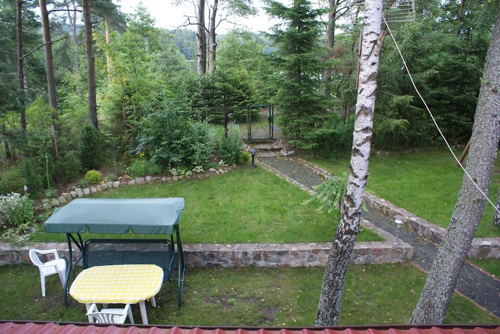 Dom letni nad jeziorem  Houses for Rent in Kamienica   -> Kuchnia Gazowa Kśt