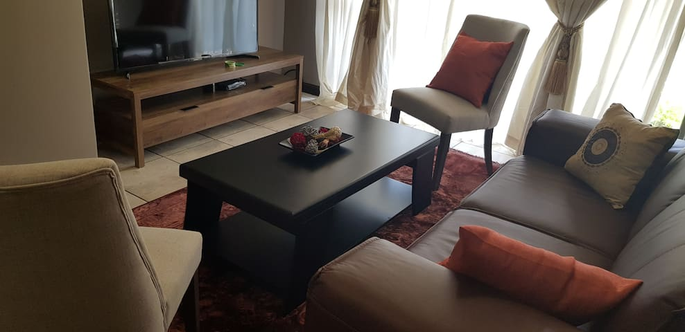 Modern luxurious 2 bedroom apartment in Midrand