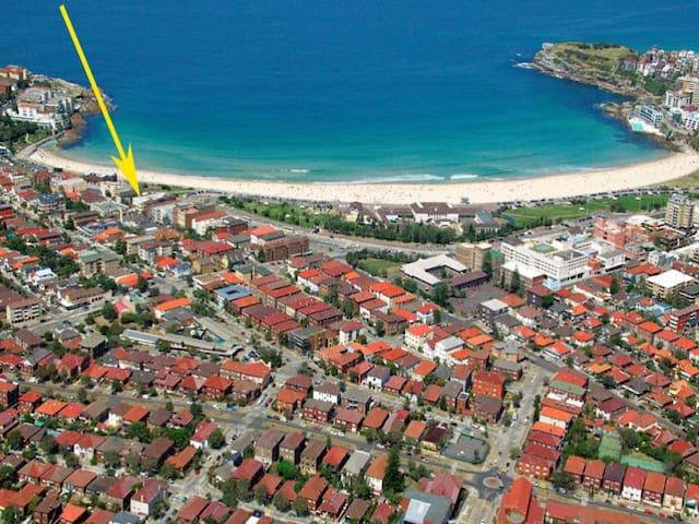 Opposite Bondi Beach: Sirena - Bondi Beach - Huoneisto