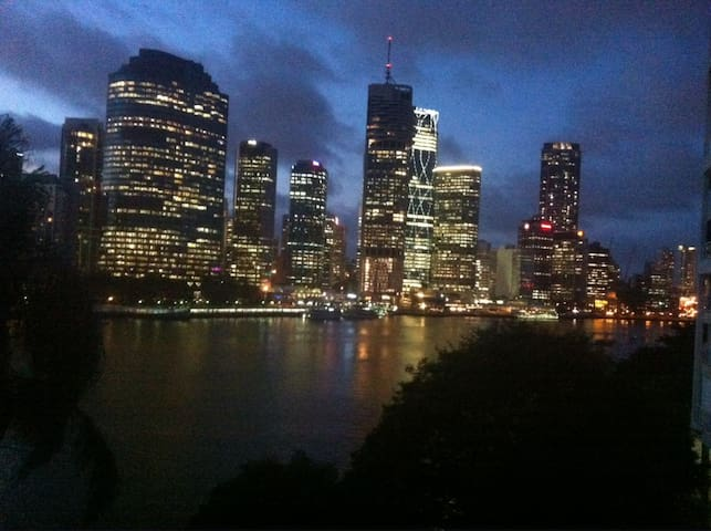 Kangaroo Point  Fab Views Position - Kangaroo Point - Wohnung