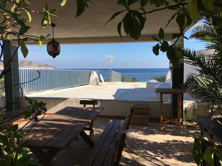 casa Cala del Plomo Aguamarga 04149 Almeria