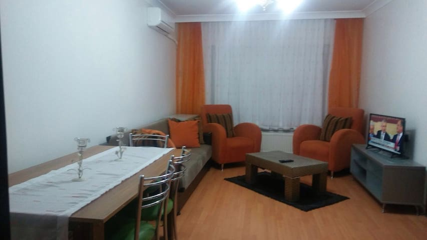 Ankara Çankaya Merkez de ki Eviniz