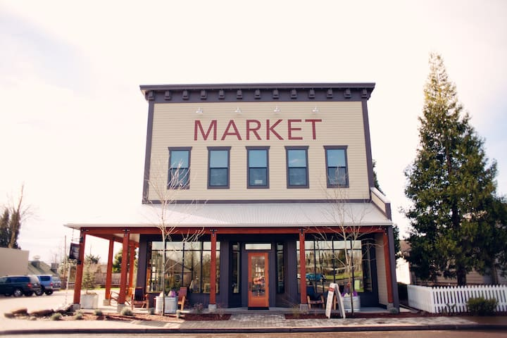 Luxury Wine Country Studio at the Market Lofts - Dundee - Pis