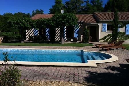 havre de paix au centre d' un village de vignerons - Marseillan - 獨棟