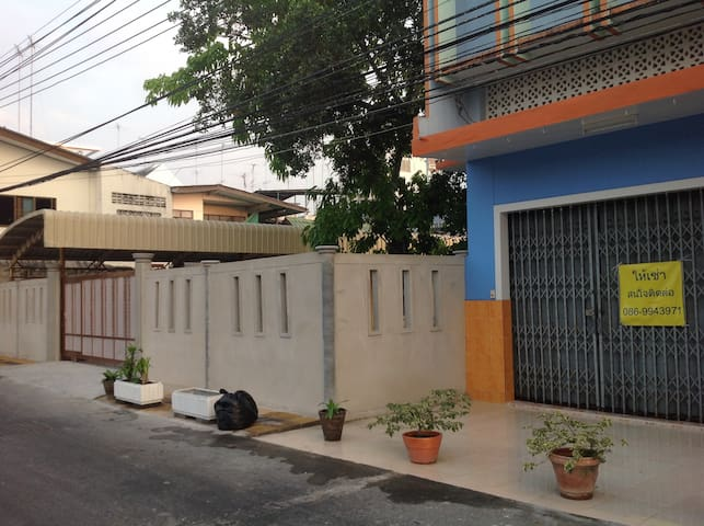 House for rent in Chonburi,Thailand