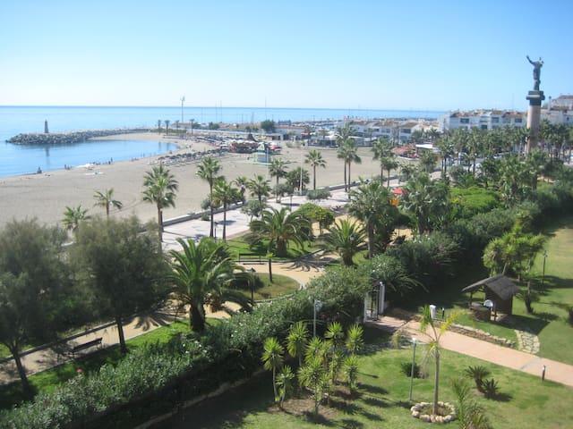 Front Beach Puerto Banus Marbella - Puerto Banús, Marbella, Málaga - Byt