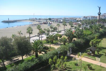 Front Beach Puerto Banus Marbella - Puerto Banús, Marbella, Málaga - 公寓