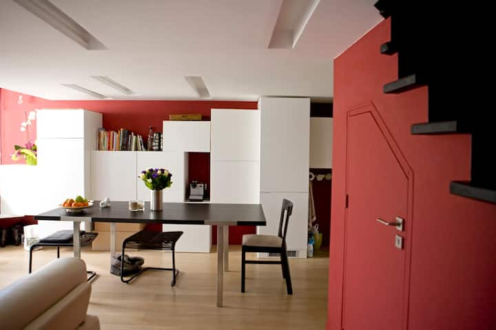 *** Magnifique Duplex proche Paris