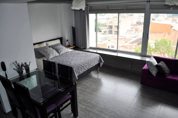 Gardenia Studio Apartment