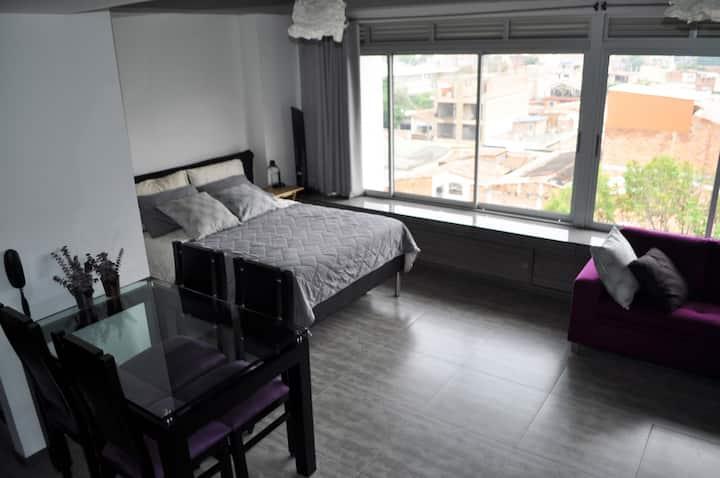 Gardenia Studio Apartment