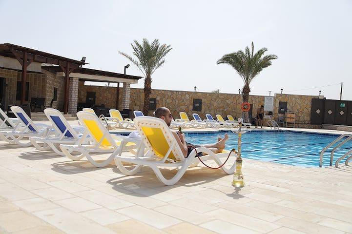 Bab Al Shams Resort - Jericho