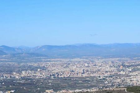 Mirador de Granada - La Zubia - ที่พักพร้อมอาหารเช้า