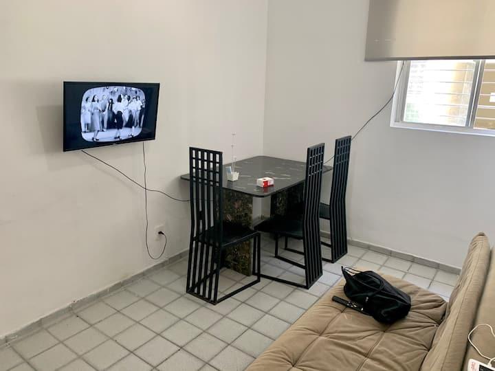 Apartamento Jardim Boa Viagem  - Praia & Aeroporto