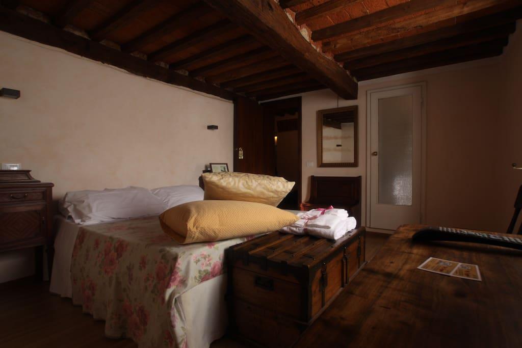 In cammino sulla francigena chambres d 39 h tes louer for Chambre hote italie
