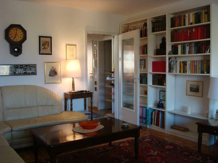 2room flat near City of Zurich/Switzerland