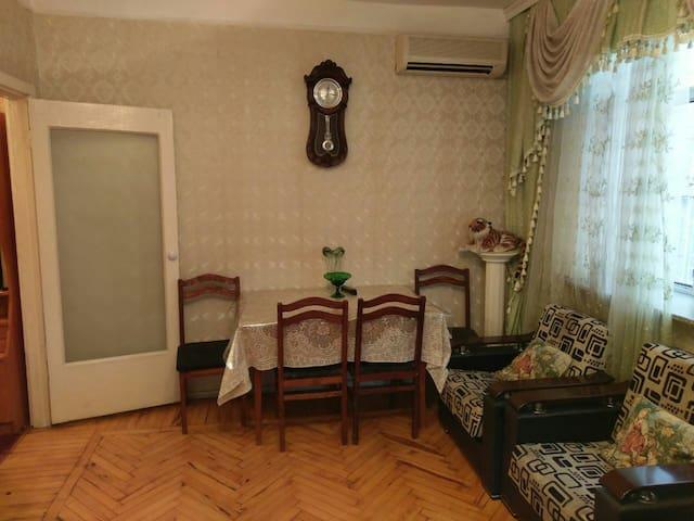 Квартира у Набережной.