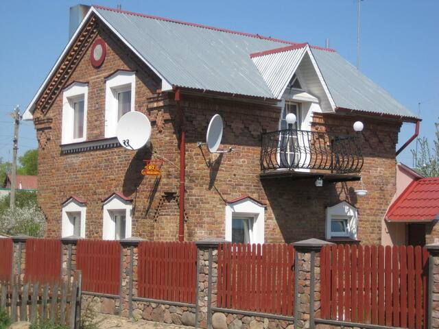 Новый год в старинной усадьбе Белоруссии - Ašmiany