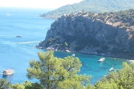 A charming&calm mediterannean pearl - Marmaris