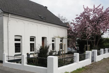 Accommodation in a comfortable former farmhouse