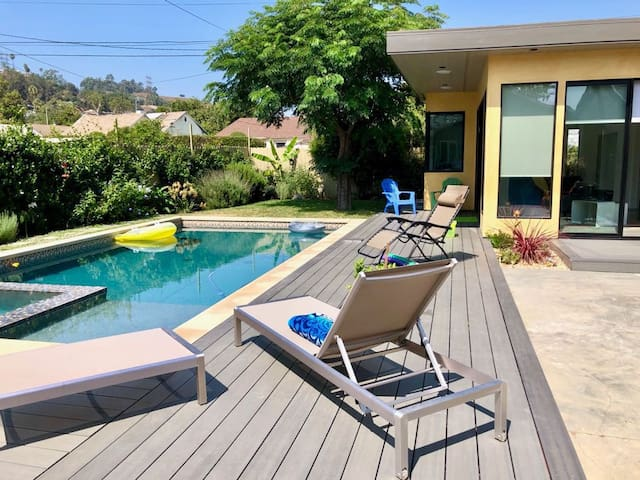 Los Angeles entire house/Culver City Adjacent