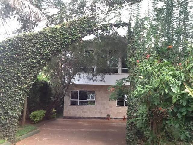 Exclusive Accommodation near UN  - Nairobi - Lägenhet