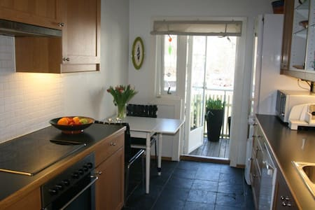 Wonderful and spacious apartment - Oslo - Pis