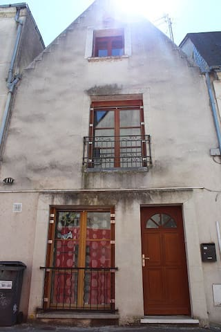 charmante chambre en  Centre Ville - Tours - House