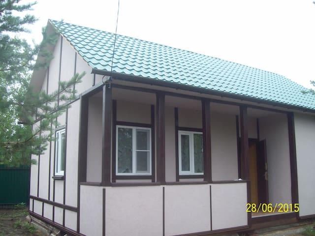 сдам теплый,уютный домик. - Dalnyaya - House