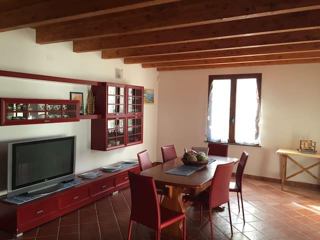 Casa vacanze a San Giovanni Sinis