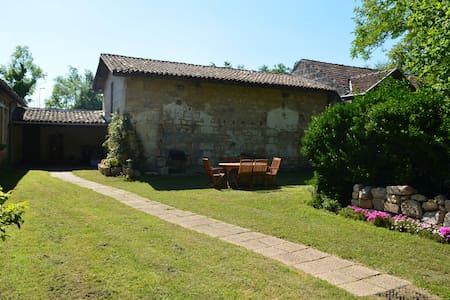 chambre grande villa 20min bordeaux - Saint-André-de-Cubzac - Haus