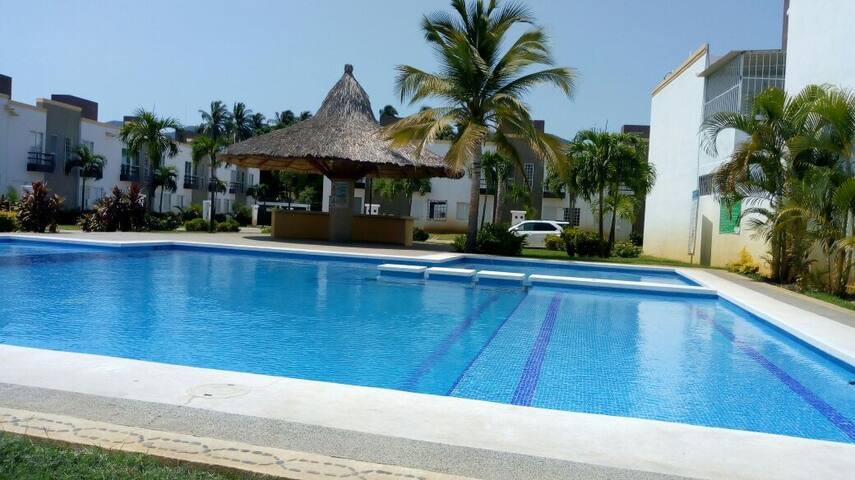 Bonito departamento a 5 km de Puerto Marqués