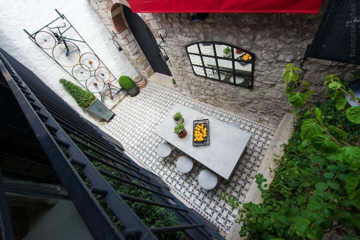 Superb Original Stone House Alaçatı - Çeşme - Casa