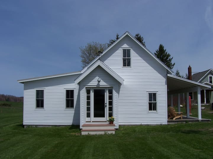 Leelanau County Modern Farm Cottage