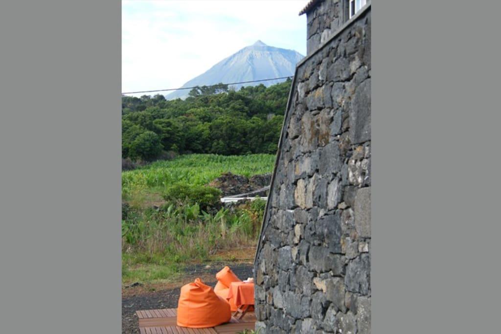 Pico Island Rural house - S.Vicente