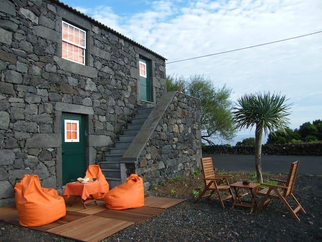 Pico Island Rural house - S.Vicente - HOUSE 1 & 2 - Santana