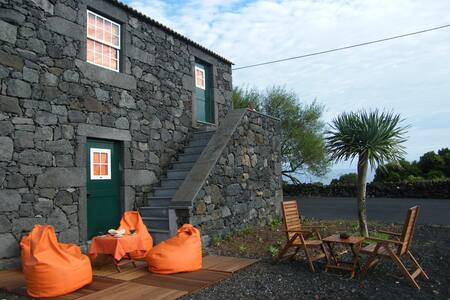 Pico Island Rural house - S.Vicente - HOUSE 1 & 2 - Santana - Rumah