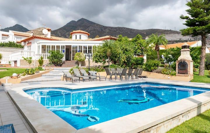 Villa deluxe a Benalmadena, Espagne