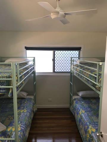 Bedroom 3 (Bunk Room)
