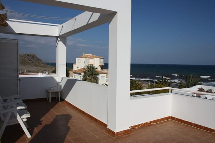 Stunning sea views,costa Almeria - El Calón - Apartment