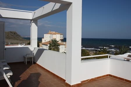 Stunning sea views,costa Almeria - El Calón - อพาร์ทเมนท์