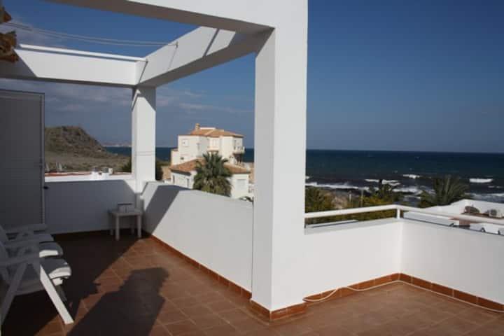 Stunning sea views,costa Almeria