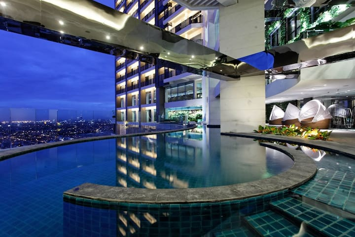 Gramercy Condo With Amazing View - Makati - Apartment