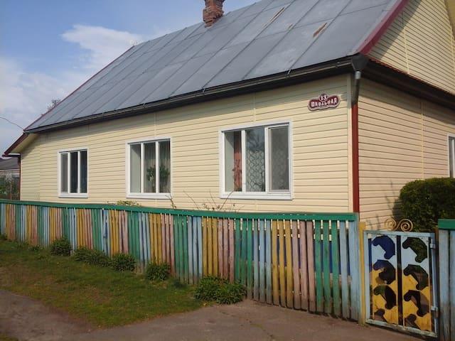 Polesie - Куритичи - House