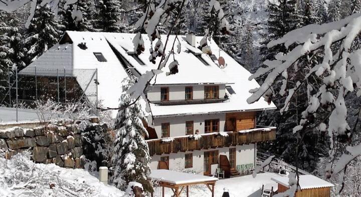 Nocky 9- apartment with sauna near slopes