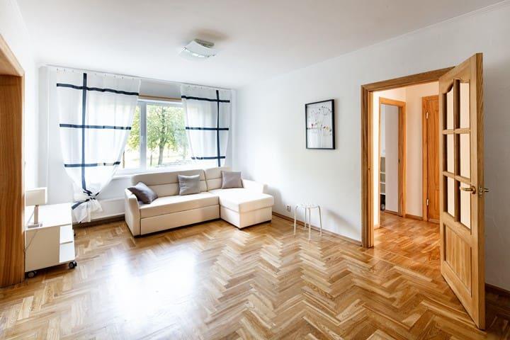 Spacious 3-room apartment in Riga - Riga - Appartement