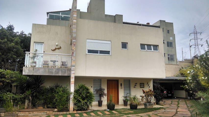 Bedroom in Belo Horizonte  -  Max 2 - Belo Horizonte - House